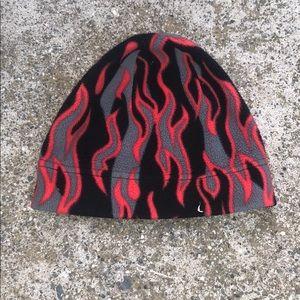 flames beanie